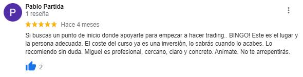 Comentario Pablo