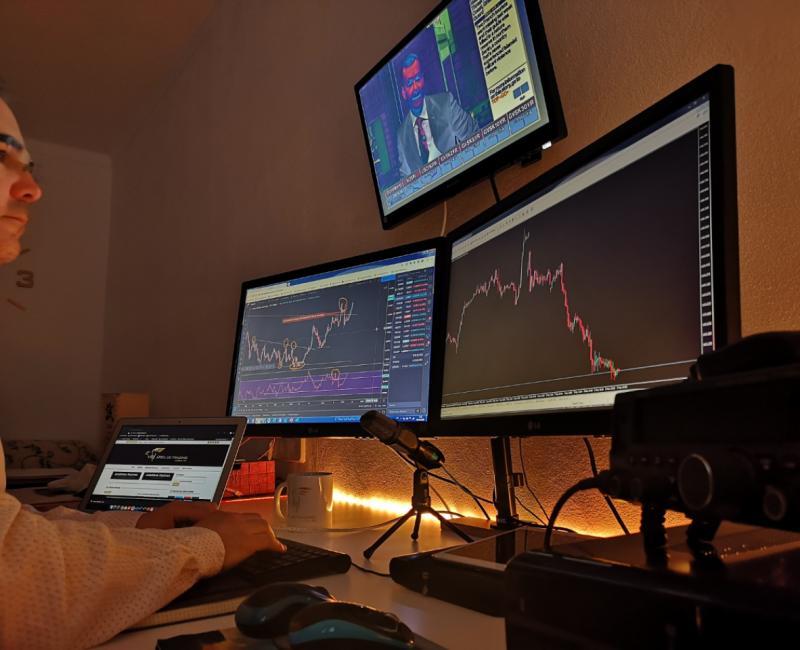 Formador de traders Mallorca