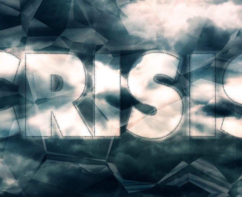 crisis - el mundo ha cambiado